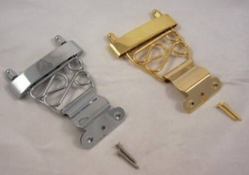 CR//GD SHORT GUITAR TRAPEZE TAILPIECE WIRED FRAME