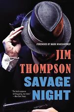 SAVAGE NIGHT [9780316403825] - JIM THOMPSON (PAPERBACK) NEW