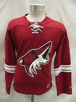 Arizona Coyotes Reebok Jersey Youth XL  NHL A15M