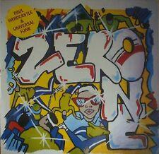 Paul Hardcastle & Universal Funk - Zero One (10-Records Vinyl-LP Germany 1991)