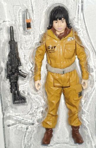 "Star Wars Resistance Tech ROSE 3.75/"" Action Figure The Last Jedi Force Link"