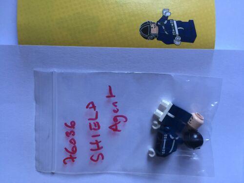 LEGO Marvel 76036 Minifigure de SHIELD Agent NEUF