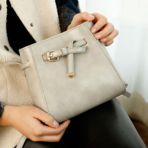 Women-Ladies-PU-Purse-Travel-Shoulder-Bag-Tote-Purse-Handbag-Messenger-Crossbody