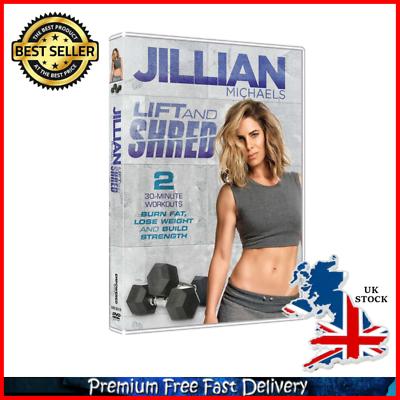 Modestil New Jillian Michaels Lift And Shred Lift And Shred Is Jillian S Incredib Uk Gift Vertrieb Von QualitäTssicherung