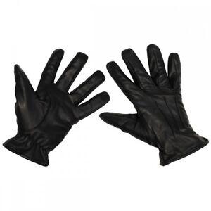 Lederhandschuhe-SAFETY-schwarz-schnitthemmend-Leder-Handschuh-Einsatzhandschuhe