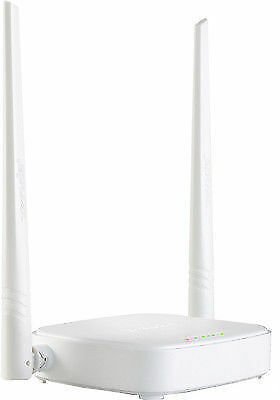 Tenda Te-N301 300 Mbps Wireless Router With 3 Year Warranty
