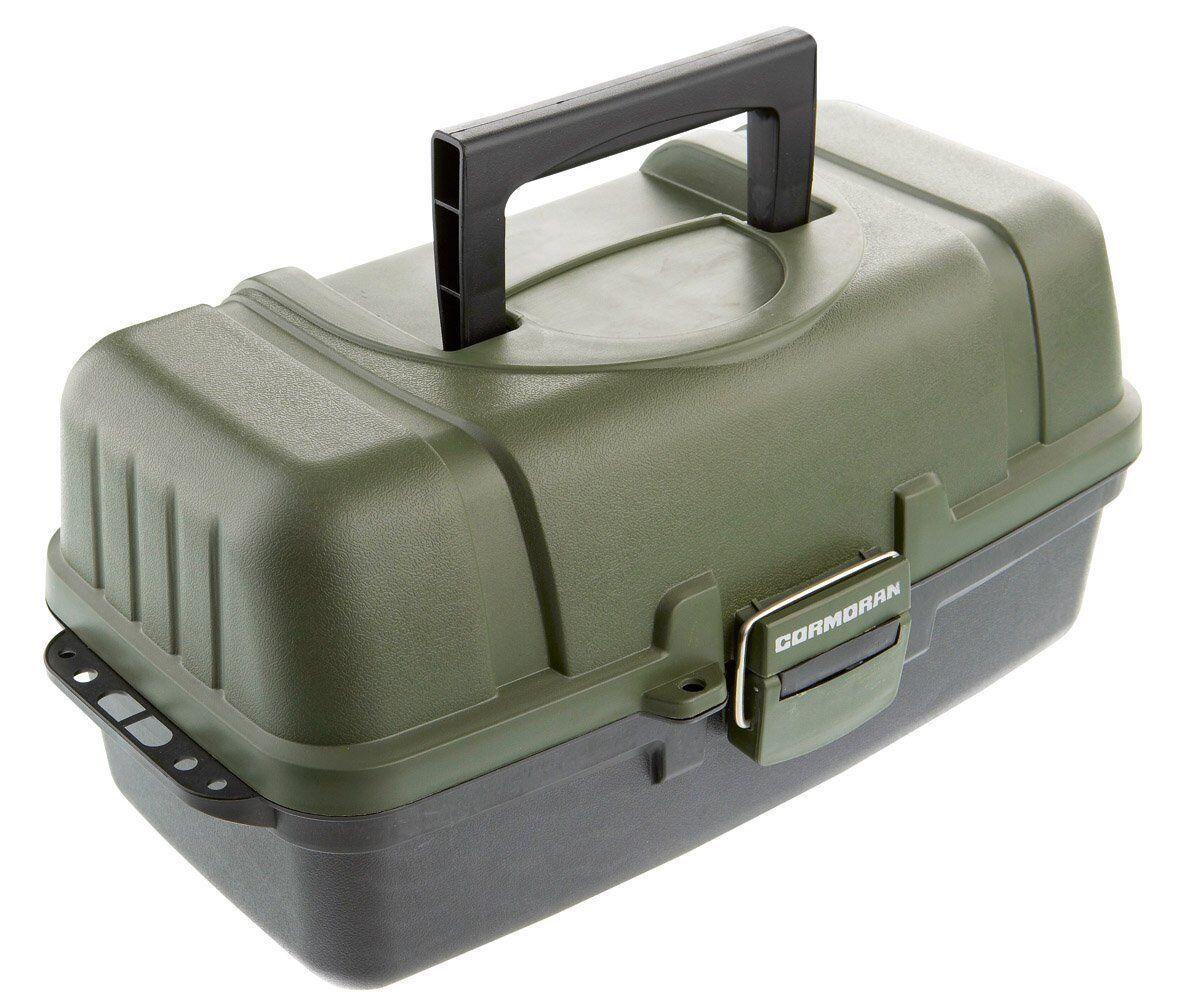 Cormoran Gerätekoffer Modell 10004, 48 x 25 x 25cm, 3-ladig,  66-10004  best choice
