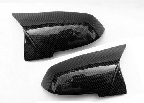BMW Genuine de fibra de carbono ala cubierta de Espejo Caps F20 F22 F30 F32 F36 F87 M2 X1