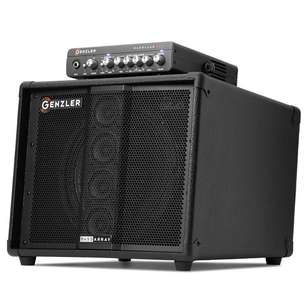 Genzler Magellan MG-350 Watt High-Powerot Bass Guitar Amplifier Combo
