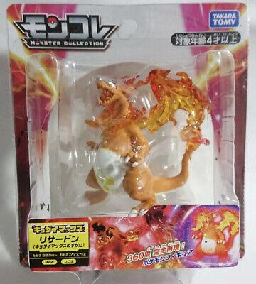 TAKARA TOMY Pokemon Moncolle EX Charizard G-MAX Figure Japan import NEW