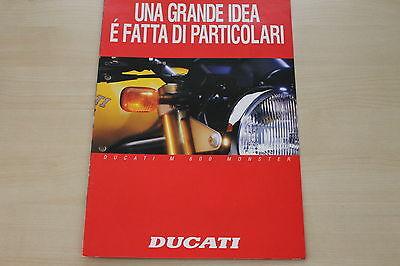Ducati M 600 Monster Prospekt 199 The Best 167384 Terrific Value