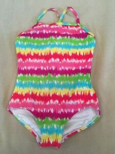 Hanna Andersson Girls Ruffle Swimsuit Dance Top ONLY Multiple Colors NWT