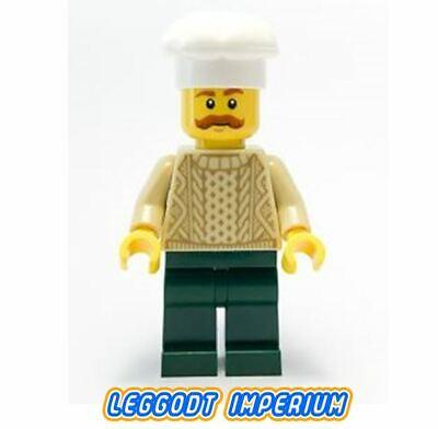 Baker Pastry Chef LEGO Christmas holidays Christmas hol129 FREE POST