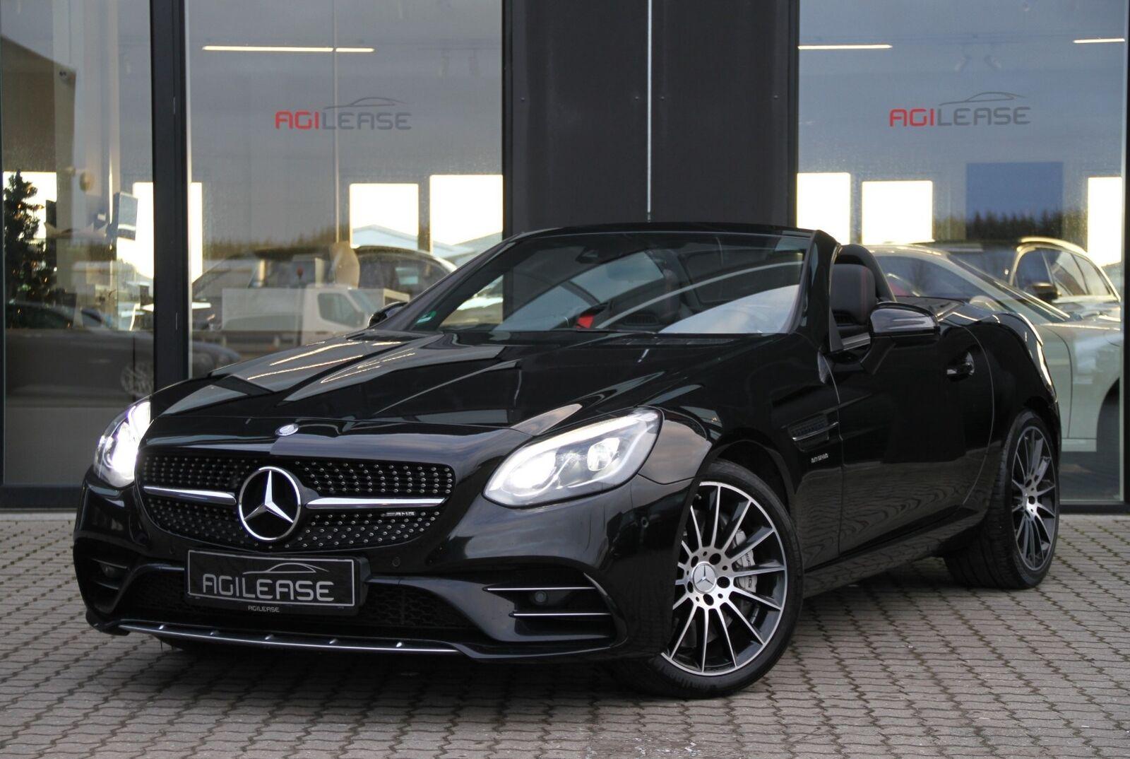 Mercedes SLC43 3,0 AMG aut. 2d - 3.600 kr.