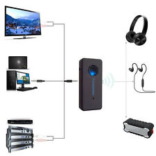 3.5mm Bluetooth 3.0 Audio Music Transmitter A2DP Stereo Adapter For PC TV MP3