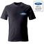 Officiel-Ford-Motor-Company-logo-sur-la-poche-tee-shirt-Homme miniature 4