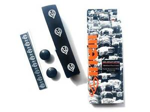 Cinelli Cotton Handlebar Tape - BLACK w/ White Cinelli logo - Road/Fixie/Cruiser