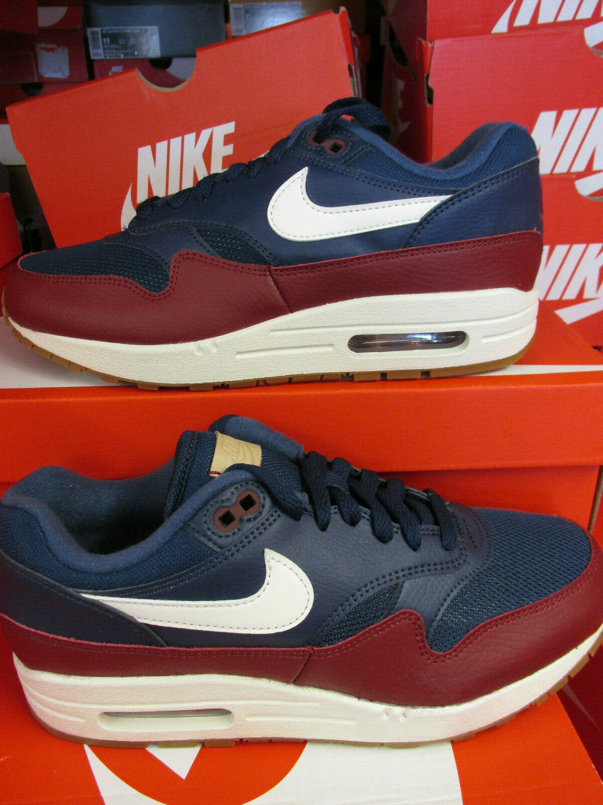 zapatillas hombre 1 Max Nike ah8145 Air limpias. están 400