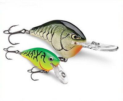 Rapala Wobbler DT Dives-To DT16 verschiedene Farben