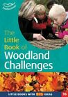 The Little Book of Woodland Challenges by Rebecca Aburrow (Paperback, 2016)