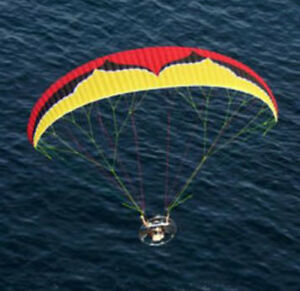 Details about USED Ozone Speedster2 24 Power Glider for Paramotoring,  Powered Paraglider, PPG