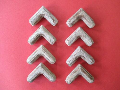 4 ou 8 pièces Angle chevilles-Bâton-riffel chevilles 10mm