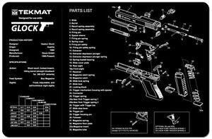 Glock Bench Mat