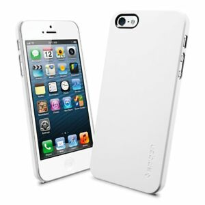 buy popular f0ae1 a098e Details about Case Spigen SGP Ultra Thin Air for iPhone 5,5S,SE - SGP09505  - WHITE