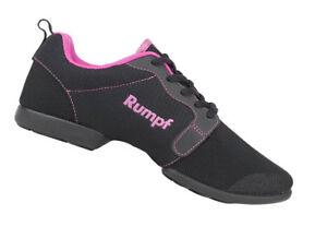 pink Dance Schwarz Sneaker Now Tanzschuh Rumpf Damen Mojo Atmungsaktiver qzU7w7