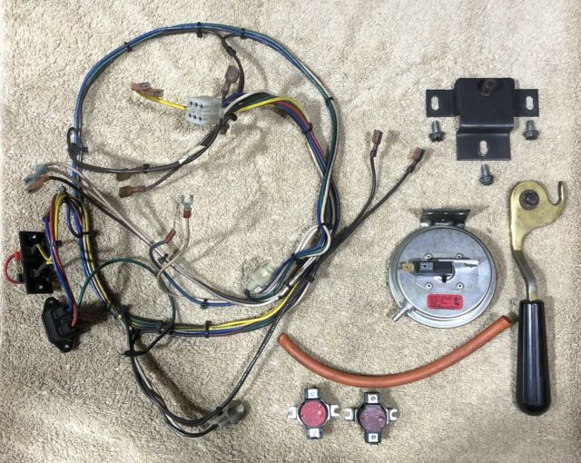 Whitfield Advantage Pellet Stove Wire Harness And More