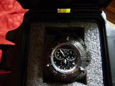 Invicta Men's Subaqua Noma III Sport Black Ion-Plated Chrono Watch Model# 5508