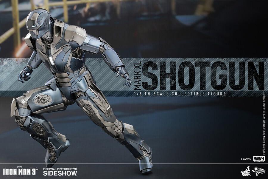 IRON IRON IRON MAN 3IRON MANMARK XL (40)SHOTGUNSIXTH SCALE FIGUREHOT TOYSMIB aba4e3
