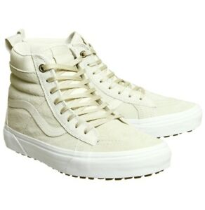 4df2257f18a0 Image is loading Unisex-Vans-Sk8-Hi-Mte-CEMENT-BIRCH-Trainers-