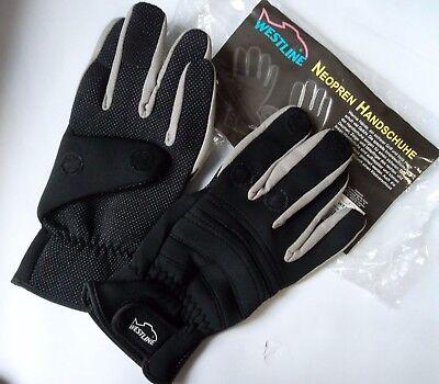 Neoprenhandschuhe Neopren Handschuhe Finger aufklappbar Angelsport angeln