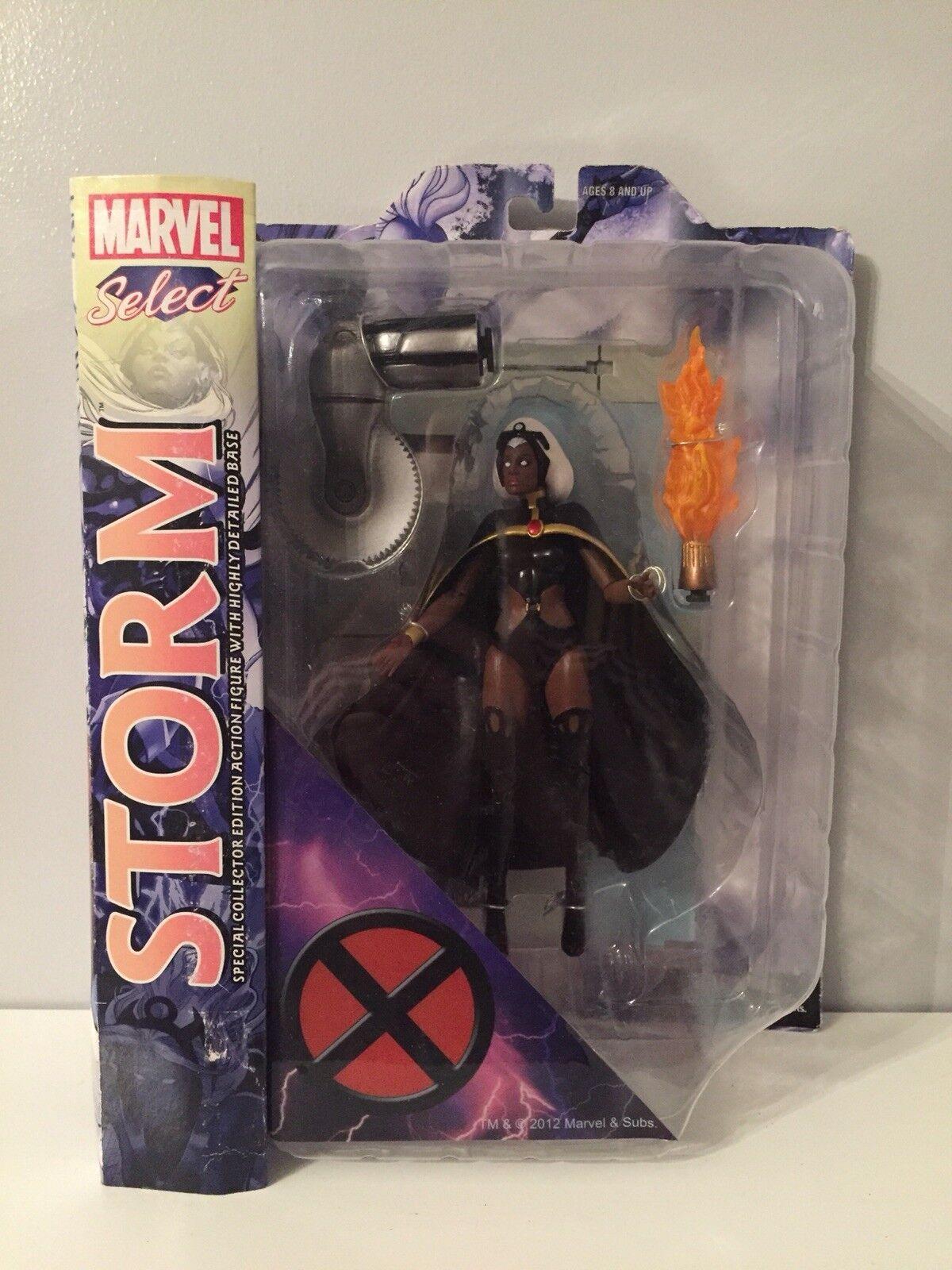 Marvel Select Storm Variant Figure BNIB