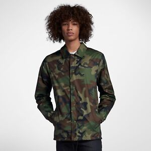 cae436affebc Nike SB Shield Skateboarding Jacket NEW men AH5505-222 medium olive ...