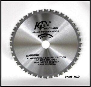 165mm-20mm-40T-Metal-Cutting-TCT-Saw-Blade-for-Hilti-Makita-Hitachi-Dewalt