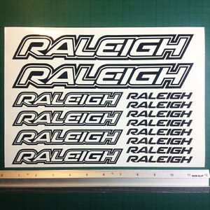 14-Raleigh-BMX-stickers-bike-bicycle-vinyl-decal-3-Sizes-Any-Colour