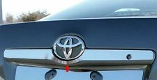 FITS TOYOTA CAMRY 2007-2011 STAINLESS STEEL CHROME REAR TRUNK MOLDING
