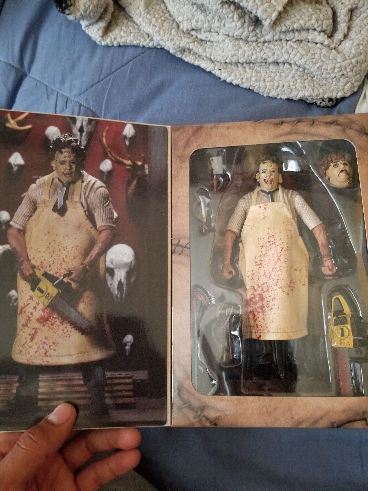 Texas chainsaw massacre figure ultimate version