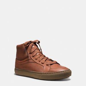 Detalles de Zapatos Tenis COACH Para Hombre's C202 estilo Nº: G1386 tamaño 11 ver título original