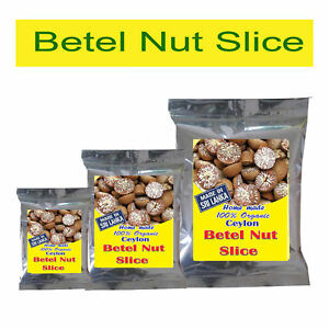 Details about Betel Nut Slice, ARECA CATECHU Areca Nut A GRRADE, Dried  Herb  Free Shipping