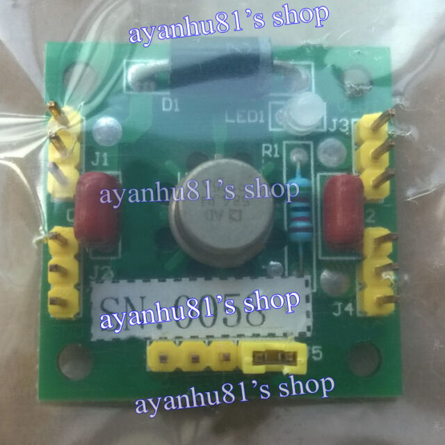 AD584 4-Channel 2.5V / 5V / 7.5V / 10V High Precision Voltage Reference Module