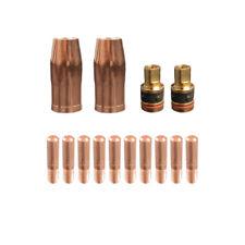 Contact Tips Nozzle Diffuser Liner Fits Hobart Handler 125 125ez 130 Mig Welder
