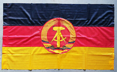 Ddr-Flag of East Berlin Germany Flag Sew-On Patch 0676 B 60 CM x 35 MM
