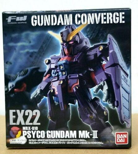 BANDAI FW GUNDAM CONVERGE EX 22 MRX-010 PSYCO GUNDAM Mk-II