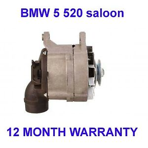 BMW-5-520-berlina-1988-1989-1990-1991-alternator-12-month-warranty