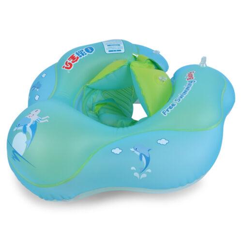 Bébé Piscine Apprentissage équipement Eau Flottant Outils Blue Overalls Kids Infants