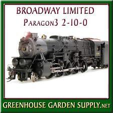Broadway Limited HO  I1sa 2-10-0 PRR Locomotive #4398 With DCC/DC Sound
