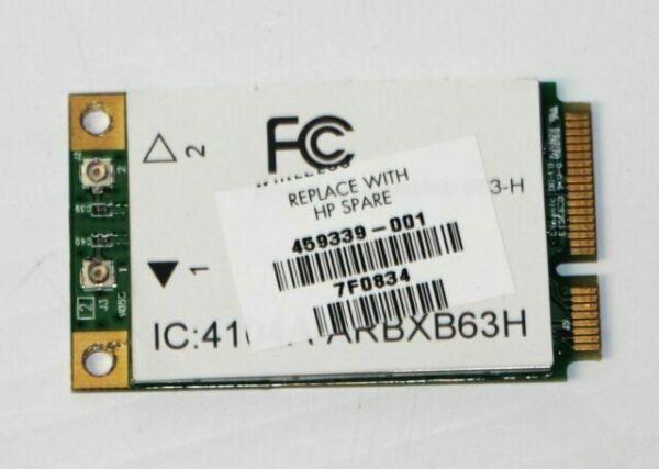 USB 2.0 Wireless WiFi Lan Card for HP-Compaq Presario 6010US